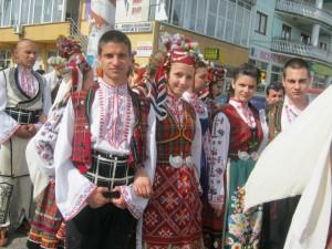 Народна Българска носия